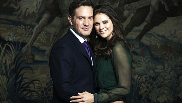 Prinzessin Madeleine ist wieder schwanger (Bild: kungahuset.se/Ewa-Marie Rundquist)