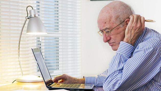 Pensionsantrittsalter steigt - aber minimal (Bild: thinkstockphotos.de)