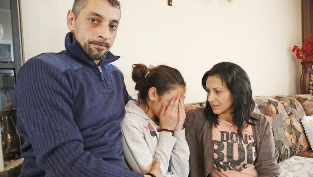 """Vater von Opfer: """"Ich kämpfe für meine Tochter"""" (Bild: Martin A. Jöchl)"""