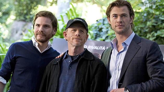 "Ex-Kinderstar: ""Rush""-Regisseur Ron Howard wird 60 (Bild: EPA)"