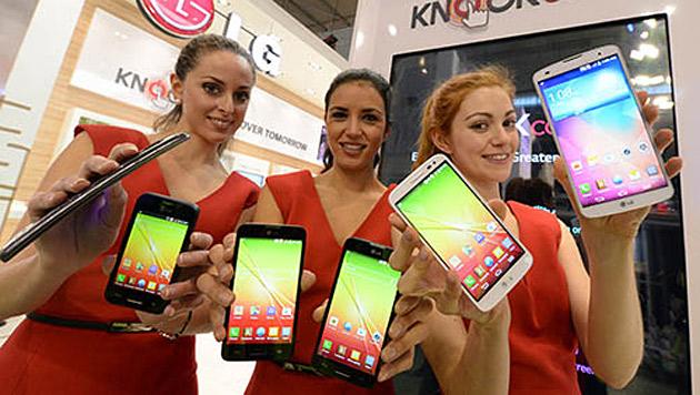 LG nimmt Markt für High-End-Smartphones ins Visier (Bild: LG)
