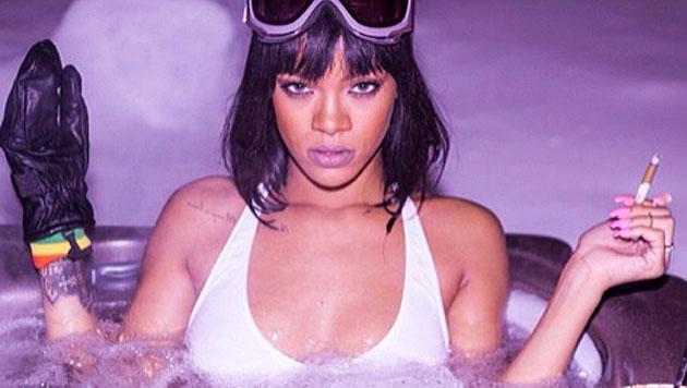 """""""Mad Men""""-Star Jones will mit Rihanna ins Bett (Bild: instagram.com)"""