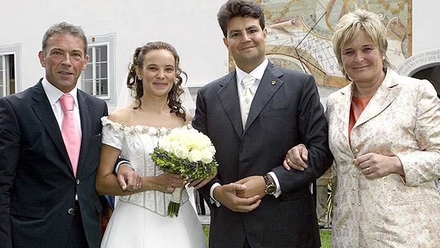 EU-Wahl: BZÖ trumpft mit Haiders Tochter auf (Bild: GERT EGGENBERGER)