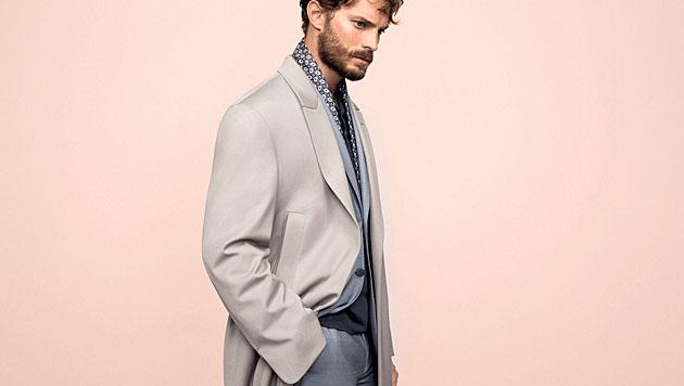 """Fifty Shades of Grey""-Star Jamie Dornan superheiß (Bild: Ermenegildo Zegna Couture)"
