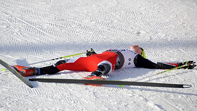 IOC tilgt Skiathlon-Ergebnis von EPO-Sünder Dürr (Bild: APA/BARBARA GINDL)