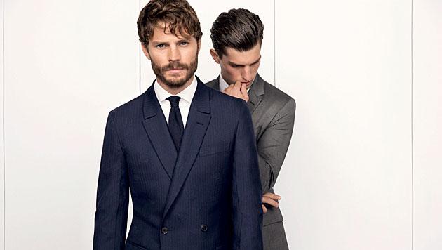 Jamie Dornan holte Hilfe von Sado-Maso-Experten (Bild: Ermenegildo Zegna Couture)