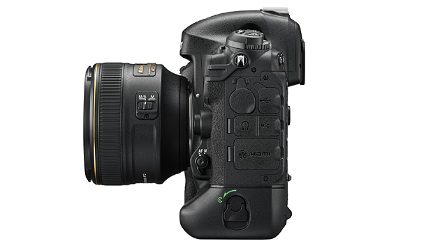 Nikon stellt neue Profi-Spiegelreflex D4S vor (Bild: Nikon)
