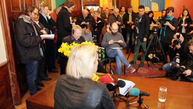 Stmk: Landesrätin Edlinger-Ploder zurückgetreten (Bild: Christian Jauschowetz)