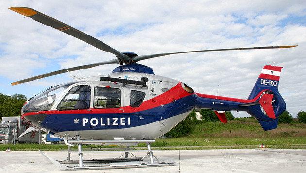 Vierjähriger löste große Suchaktion in Wien aus (Bild: Polizei (Symbolbild))