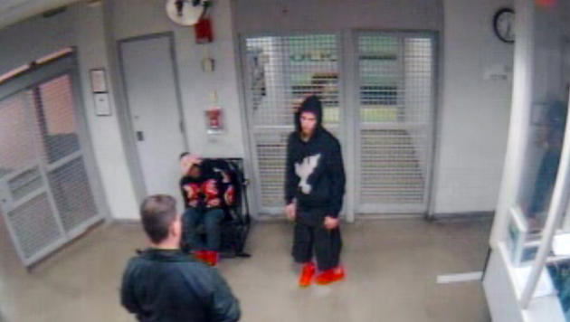Festnahme-Video zeigt torkelnden Justin Bieber (Bild: AP)