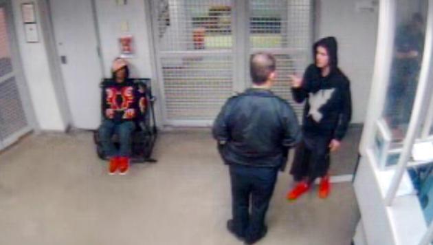 Festnahme-Video zeigt torkelnden Justin Bieber (Bild: APA/EPA/MIAMI POLICE DEPARTMENT HANDOUT)