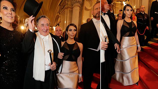 Ist das Kim Kardashians Hochzeitskleid?