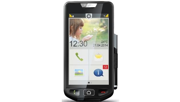 Neuer Handy-Trend: Senioren-Smartphones kommen (Bild: Emporia)