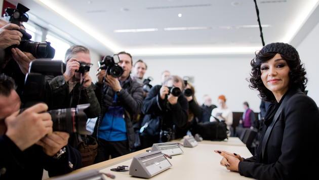 Verona Pooth: Keine Einigung vor Gericht (Bild: APA/EPA/ROLF VENNENBERND)