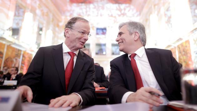 """Freund: Armut in EU """"können wir nicht hinnehmen"""" (Bild: APA/GEORG HOCHMUTH)"""