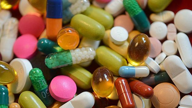 Keine Prüfung auf Wechselwirkung bei Medikamenten (Bild: APA/dpa-Zentralbild/Matthias Hiekel)