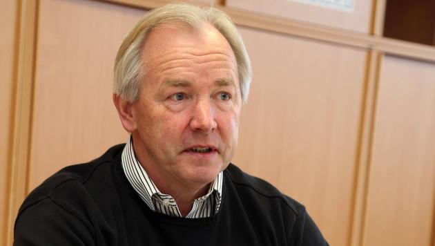 """Kärntens Ex-LH Dörfler: """"Es ist kalt im Land"""" (Bild: Uta Rojsek-Wiedergut)"""