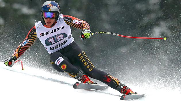 Kanadier Erik Guay bei Ski-WM nicht dabei (Bild: AP)