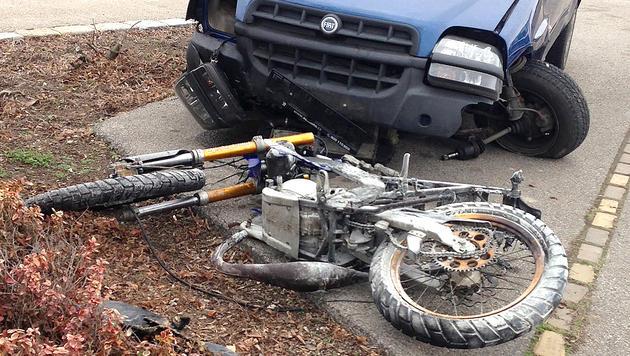 Zwei Jugendliche bei Mopedunfall in NÖ getötet (Bild: APA/ORF/GERNOT ROHRHOFER)
