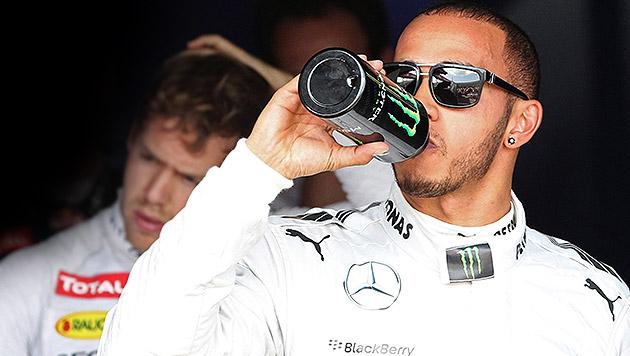 "Hamilton: ""Red Bull hat atemberaubendes Auto"" (Bild: EPA)"