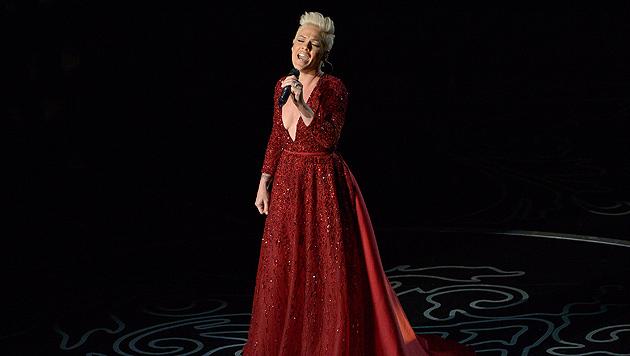 Oscars für Cate Blanchett und Matthew McConaughey (Bild: John Shearer/Invision/AP)