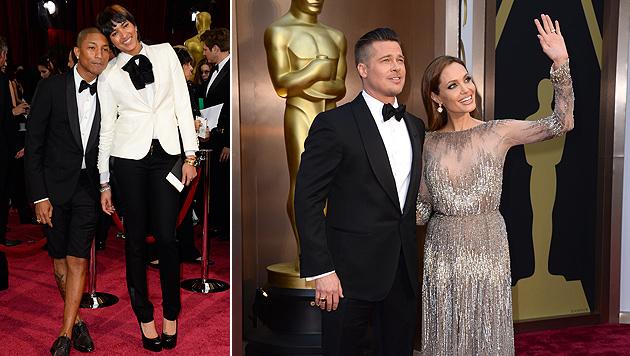 Oscars für Cate Blanchett und Matthew McConaughey (Bild: Jordan Strauss/Invision/AP)
