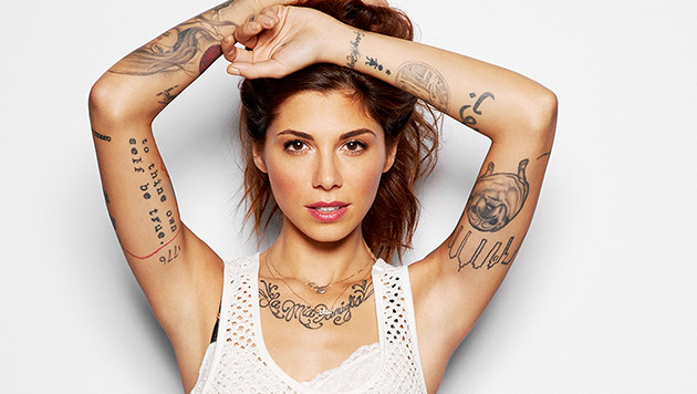 "Popstar Christina Perri: ""Ich bin eine Kämpferin"" (Bild: New Press Picture)"