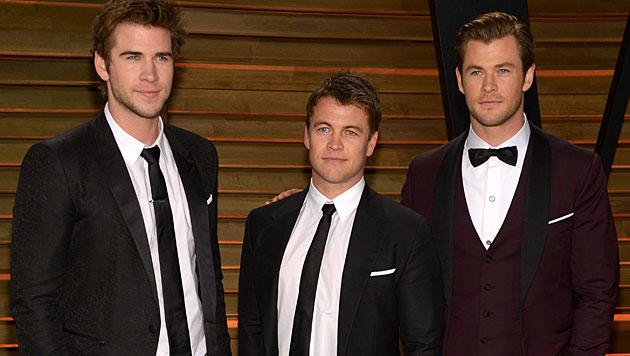 So feierten die Stars nach den Oscars weiter (Bild: EPA, AP)