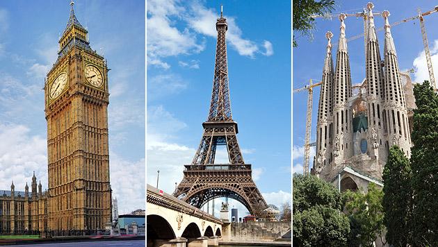 Urlaub: Kurztrips ins Ausland immer beliebter (Bild: thinkstockphotos.de)