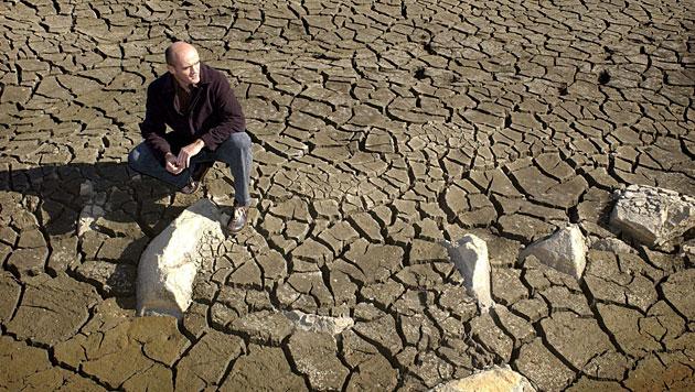 Dürren wandern wie Wirbelstürme über Kontinente (Bild: Mark Graham/EPA/picturedesk.com)