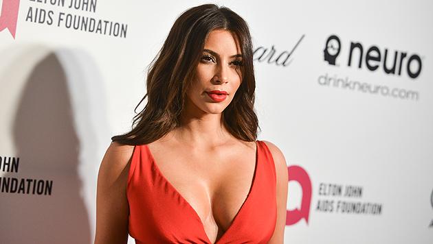 Kim Kardashian will sich Po verkleinern lassen (Bild: Richard Shotwell/Invision/AP)