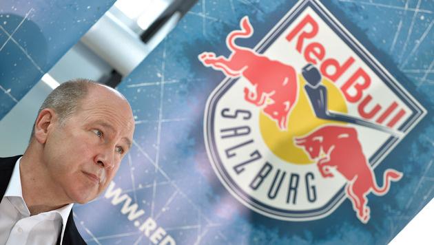 Salzburg im EBEL-Viertelfinale gegen Dornbirn (Bild: APA/BARBARA GINDL)
