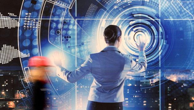 CeBIT zwischen Datenlawinen und Sicherheitsfragen (Bild: APA/EPA/PETER STEFFEN)