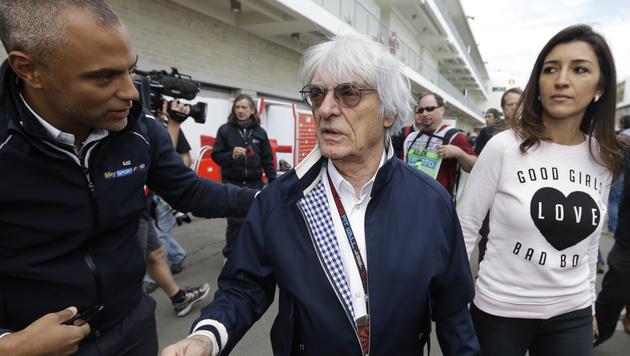 """Ecclestone: """"F1 geht nach Aserbaidschan"""" (Bild: AP)"""