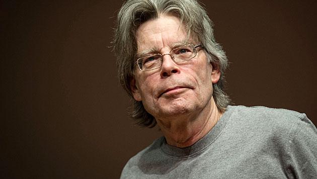 Kult-Autor Stephen King über Lacher und Ängste (Bild: APA/EPA/DPA/MAJA HITIJ)