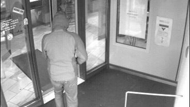 Angestellte erkannte Täter wieder - Räuber floh (Bild: LKA Steiermark)