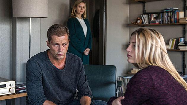 """Blut und nackte Haut: War dieser """"Tatort"""" gut? (Bild: ORF/Marion von der Mehden)"""
