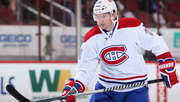 Canadiens und Flyers siegen am NHL-Ostersonntag (Bild: AFP)