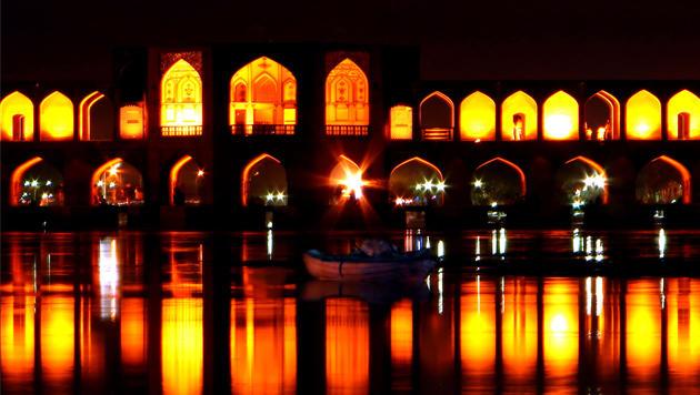 Das Lächeln des Orients: Zu Besuch im Iran (Bild: flickr.com/Hamed Saber)