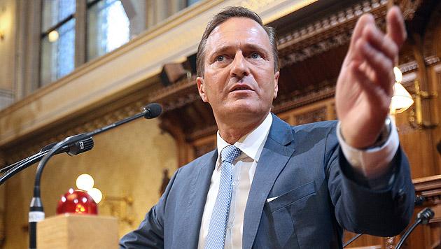 Manfred Juraczka (Bild: APA/Georg Hochmuth)