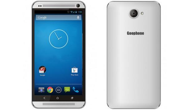 Neues HTC One kopiert, bevor es vorgestellt wurde (Bild: goophone.cc)