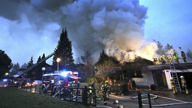 Sbg: Ehepaar rettet Geschwister vor Flammentod (Bild: MARKUS TSCHEPP)