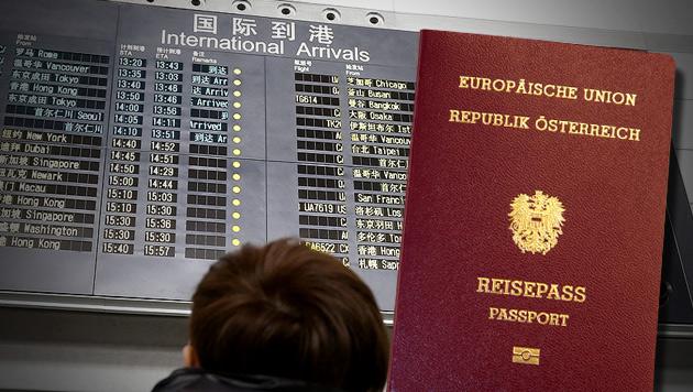 """""""Bin nur am Papier beim Absturz verstorben"""" (Bild: APA/EPA/ROLEX DELA PENA, Martin Jöchl, krone.at-Grafik)"""