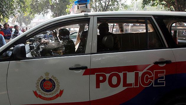 Erneut japanische Touristin in Indien vergewaltigt (Bild: APA/EPA/Money Sharma (Symbolbild))