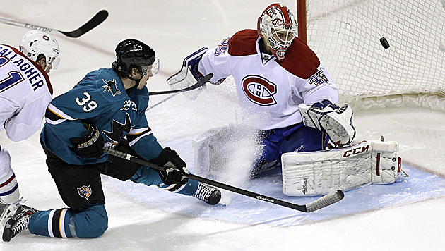 0:4 für Montreal im 2. Spiel mit Vanek (Bild: AP)
