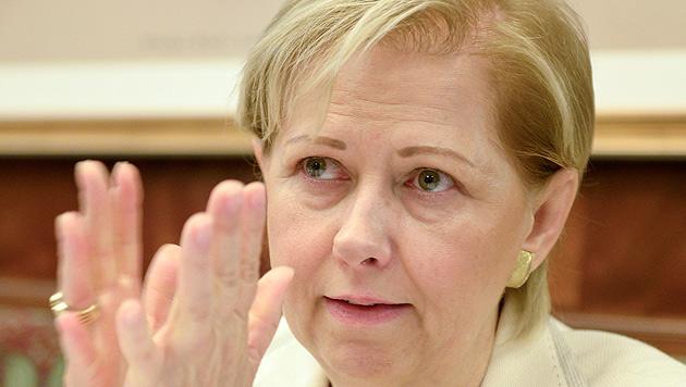 Wiener WK-Chefin Brigitte Jank zieht sich zurück (Bild: APA/Herbert Neubauer)