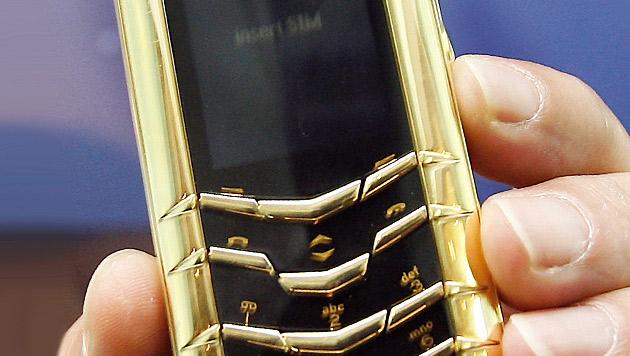 Araber kaufte Telefonnummer für 1,5 Millionen Euro (Bild: dpa/Maurizio Gambarini)