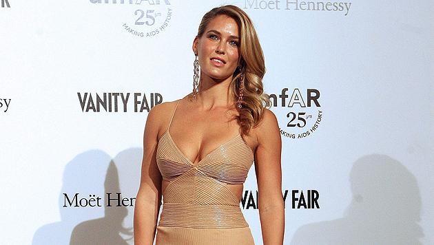 Model-Schönheit Bar Refaeli ist wieder Single (Bild: MATTEO BAZZI/EPA/picturedesk.com)