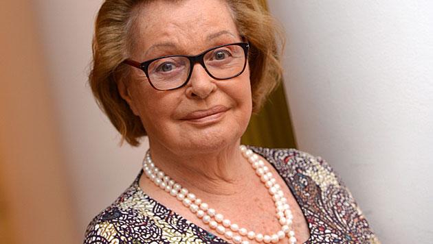 Schauspiel-Star Nadja Tiller wird 85 (Bild: APA/EPA/ARNE DEDERT)