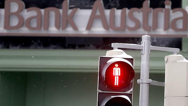 Wifo-Experte: Jeder dritte Bankjob im Land wackelt (Bild: APA/Georg Hochmuth)